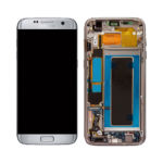 G935F LCD silver with frame