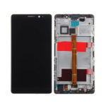 huawei mate 8 lcd screen with frame black