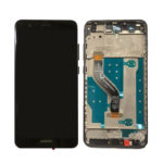 Huawei Ascend P10 Lite LCD with frame_black