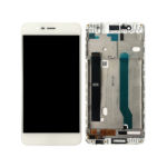 Asus ZenFone 3 Max LCD with fame white