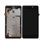wiko freddy lcd blk with frame